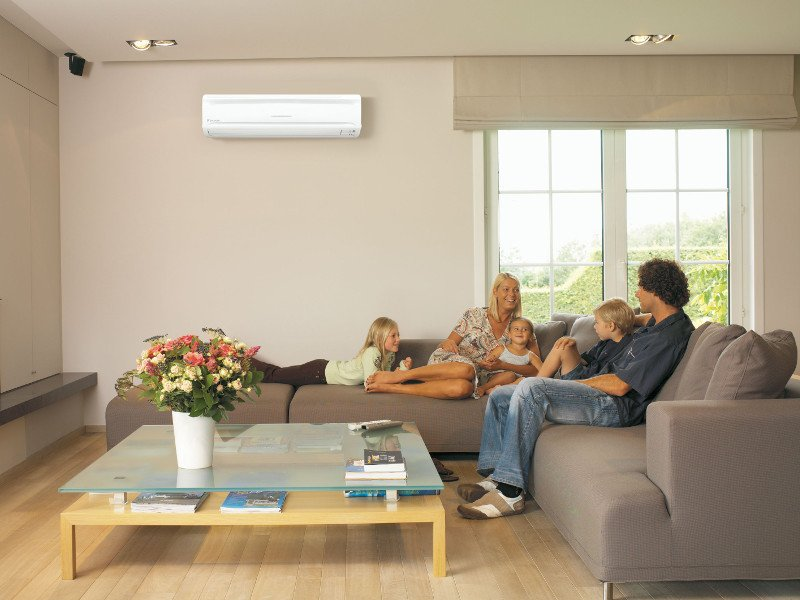 hover image heating cooling contractors Cape Cod Heating Cooling Contractors Ductless Family