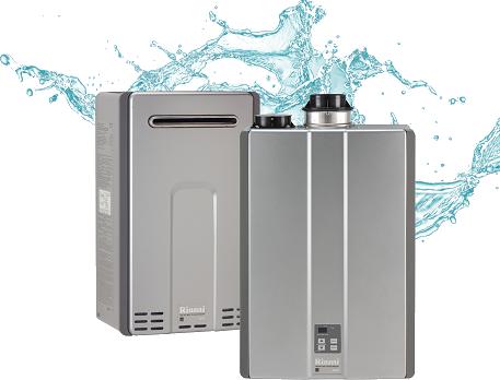 Tankless Water Heaters water heating 1